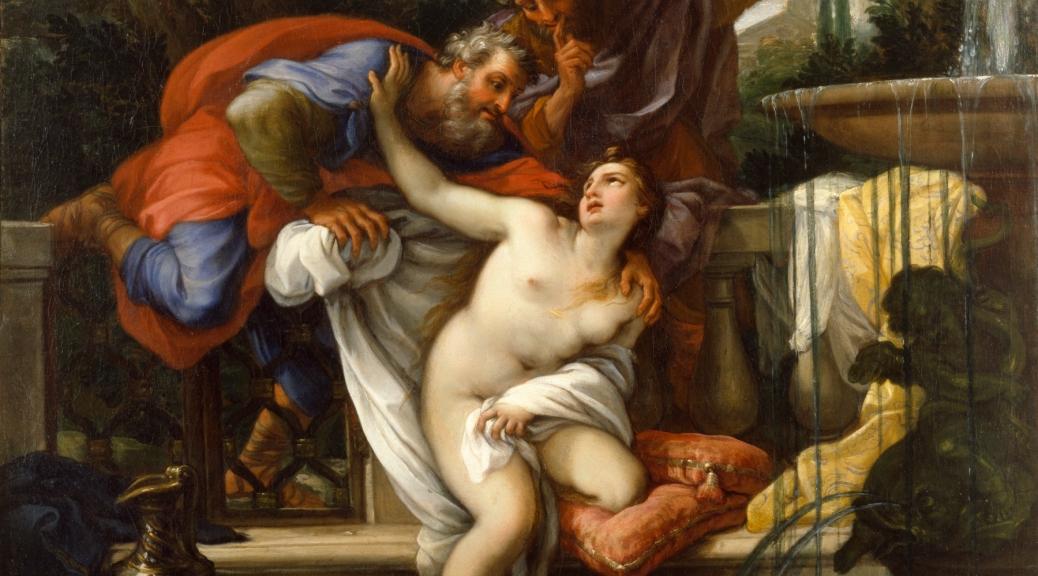 Maleriet Susanna i badet